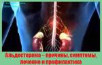Альдостерома: в чем опасность и как выглядит? прогноз