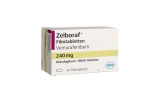Зелбораф: побочные эффекты, цена и где купить?